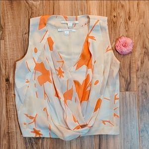 Gorgeous Diane Von Furstenberg Silk Blouse
